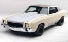 Fast & Furious Tokyo Drift Kov. Model 1/32 Sean's 1970 Chevrolet Monte Carlo