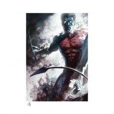 Marvel Art Print Nightcrawler 46 x 61 cm - unframed