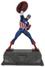 Marvel Premier Kolekce Soška Captain America 30 cm
