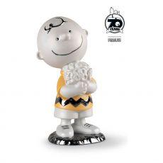 Peanuts Porcelain Soška Charlie Brown 22 cm