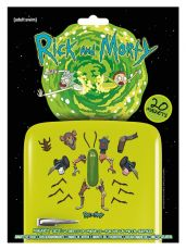 Rick and Morty Fridge Magnets Weaponize The Pickle