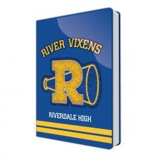 Riverdale Poznámkový Blok A5 River Vixens Logo