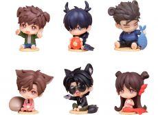 Time Raiders ChiBi Figures 6-Pack Cute Animal 5 - 6 cm