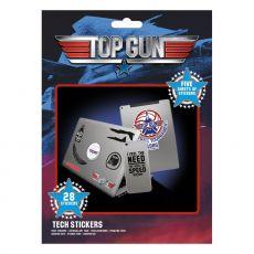 Top Gun Tech Nálepka Pack (10)