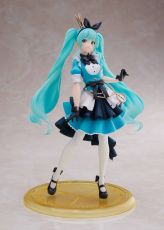 Vocaloid PVC Princess AMP Soška Hatsune Miku Alice Ver. 18 cm