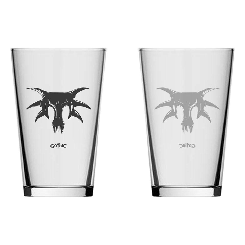 Gothic Glass Sleeper Mask ItemLab