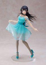 Rascal Does Not Dream of Bunny Girl Senpai PVC Soška Mai Sakurajima Clear Dress Ver. 20 cm
