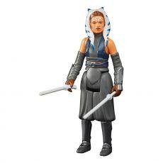 Star Wars The Mandalorian Retro Kolekce Akční Figure 2022 Ahsoka Tano 10 cm