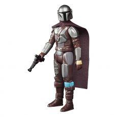 Star Wars The Mandalorian Retro Kolekce Akční Figure 2022 The Mandalorian (Beskar) 10 cm