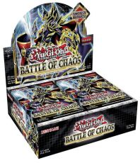 Yu-Gi-Oh! Battle of Chaos Booster Display (24) Anglická Verze