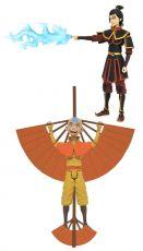 Avatar The Last Airbender Select Akční Figures 18 cm Series 2 Sada (6)