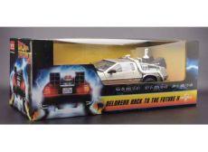 Back to the Future II Kov. Model 1/18 1983 DeLorean