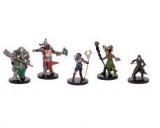 D&D Icons of the Realms Miniatures Guildmasters' Guide to Ravnica Companion Starter Set One