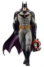 DC Comics ARTFX PVC Soška 1/6 Batman (Batman: Last Knight on Earth) 30 cm