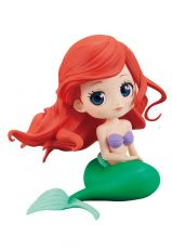 Disney Q Posket Mini Figure Ariel A Normal Color Verze 14 cm