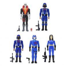 G.I. Joe ReAction Akční Figure 10 cm Cobra Wave 1A Sada 2 (12)