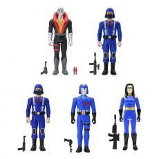 G.I. Joe ReAction Akční Figure 10 cm Cobra Wave 1A Sada 1 (12)