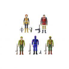 G.I. Joe ReAction Akční Figure 10 cm Joes Wave 1A Sada 2 (12)