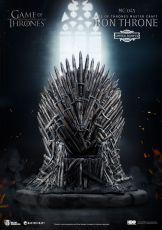 Game of Thrones Master Craft Soška Iron Throne 41 cm