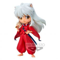InuYasha Q Posket Mini Figure InuYasha 14 cm