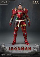 Marvel Dynamic 8ction Heroes Akční Figure 1/9 Medieval Knight Iron Man Deluxe Verze 20 cm