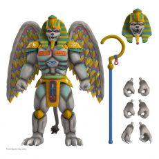 Mighty Morphin Power Rangers Ultimates Akční Figure King Sphinx 20 cm