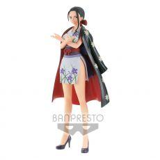 One Piece DXF Grandline Lady PVC Soška Wanokuni Nico Robin 17 cm