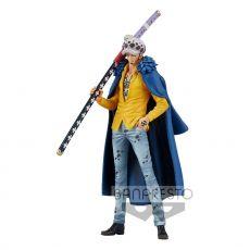 One Piece DXF Grandline Men PVC Soška Wanokuni Trafalgar Law 17 cm