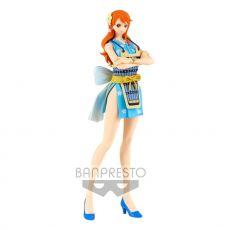 One Piece Glitter & Glamours PVC Soška Nami Wanokuni Style II Ver. B 25 cm
