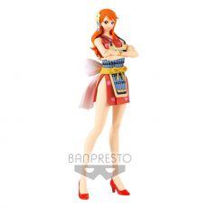 One Piece Glitter & Glamours PVC Soška Nami Wanokuni Style II Ver. A 25 cm