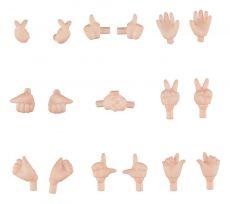 Original Character Parts for Nendoroid Doll Figures Hand Parts Set 02 (Cream)