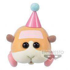 Pui Pui Molcar Fluffy Puffy Mini Figure Potato 7 cm