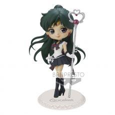 Sailor Moon Eternal The Movie Q Posket Mini Figure Super Sailor Pluto Ver. A 14 cm
