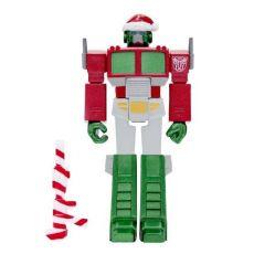 Transformers ReAction Akční Figure Optimus Santa 10 cm