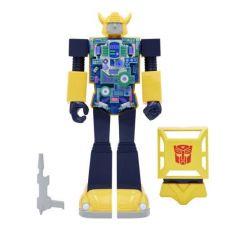 Transformers Super Cyborg Akční Figure Bumblebee (Full Color) 28 cm