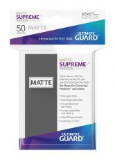 Ultimate Guard Supreme UX Sleeves Standard Velikost Matte Dark Grey (50)