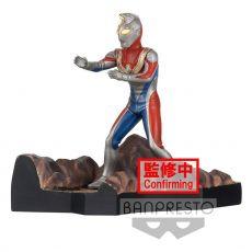 Ultraman Dyna Special Effects Stagement #49 PVC Soška Ultraman Dyna 10 cm