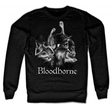 Mikina Bloodborne Tophat