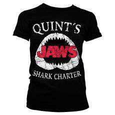 Dámské tričko Jaws Quints Shark Charter
