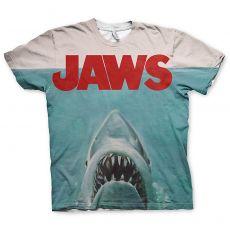 Pánské tričko Jaws Allover