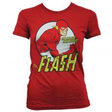 Dámské tričko Flash Fastest Man Alive