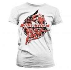 Dámské tričko Flash Justice League