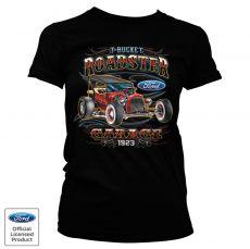 Dámské tričko Ford T-Bucket Roadster