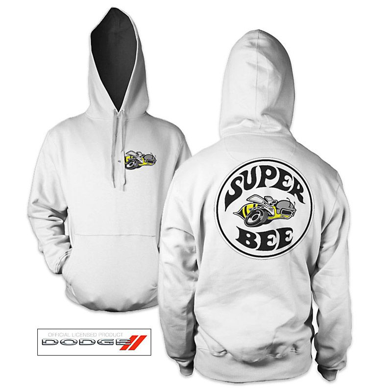 Dodge hoodie mikina Super Bee Licenced