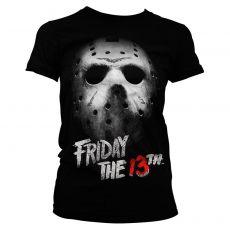 Dámské tričko Friday The 13th Mask