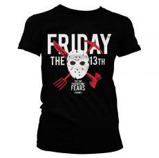 Dámské tričko Friday The 13th The Day