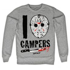 Mikina Friday the 13th I Jason Campers