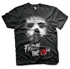 Pánské tričko Friday The 13th Mask