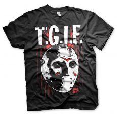 Pánské tričko Friday The 13th T.G.I.F.
