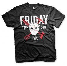 Pánské tričko Friday The 13th The Day Everyone Fears